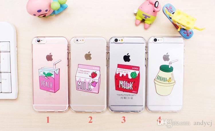 coque iphone 6 apple juice