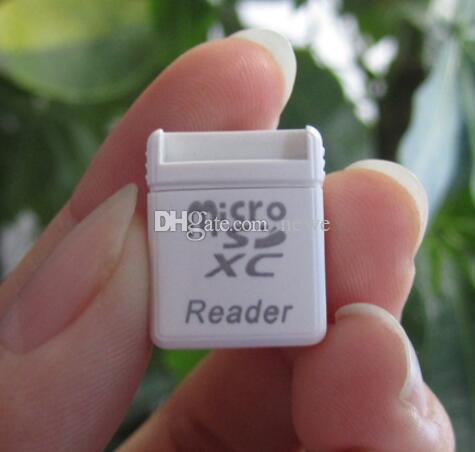 Computer Adattatore lettore di schede Micro Super Speed USB 2.0 Micro SD / SDXC TF
