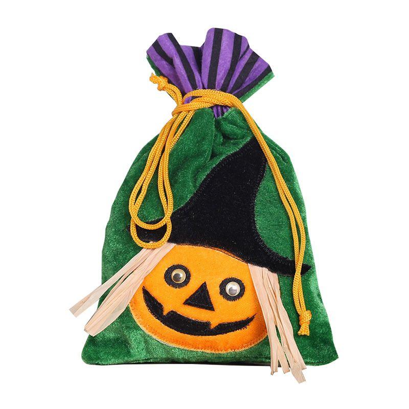 22x15cm Хэллоуин подарочные сумки для хранения балка карманный пакет подарок сумка висит елочные украшения елки рождественские украшения подарочная сумка 77