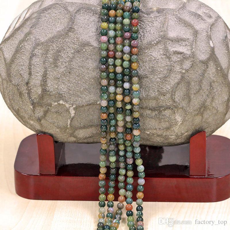 / perles d'agate indienne, perles de pierre semi-précieuses en vrac, accessoires de perles, ajustement de fabrication de bracelet, bijoux de bricolage