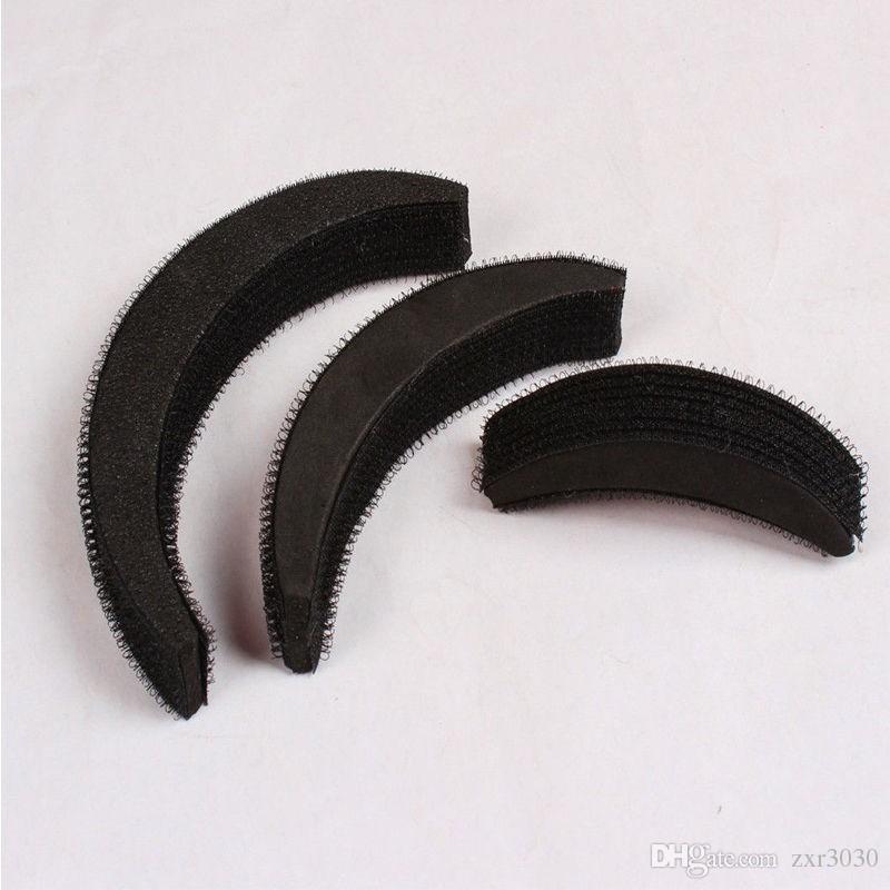 =Hot Sponge Hair Maker Styling Twist Magic Bun Hair Base Bump Styling Insert Tool Volume Hairpins Hair accessories