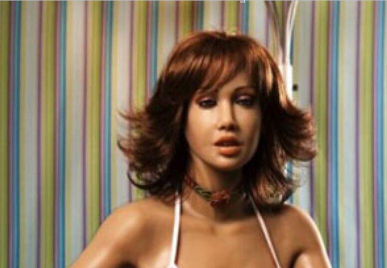Boneca sexual, silicone maciço Macio Breast Bonecas Japonesas Do Amor, AdultFor Homens Silicone, Barato S