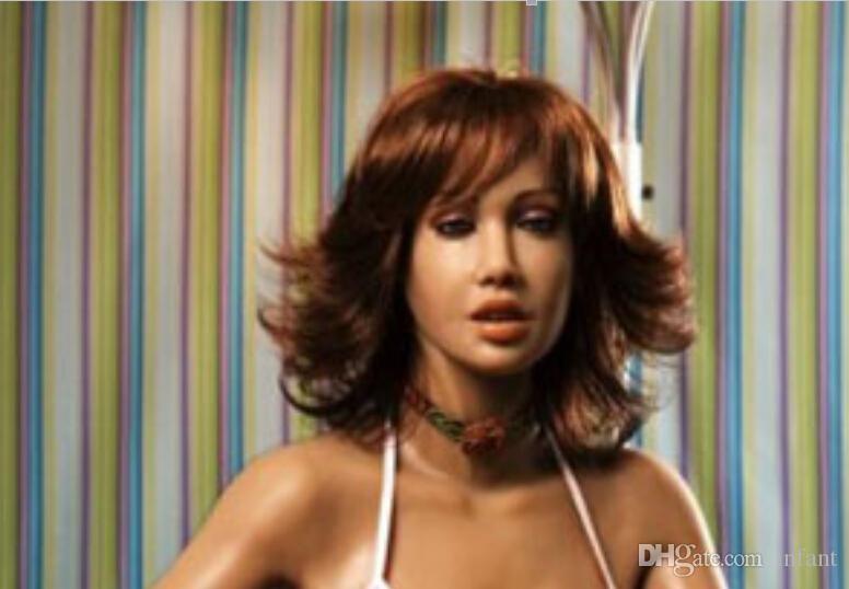 섹스 인형, 솔리드 실리콘 소프트 유방 Japanese Love Dolls, 성인 남성 실리콘, 저렴한 S