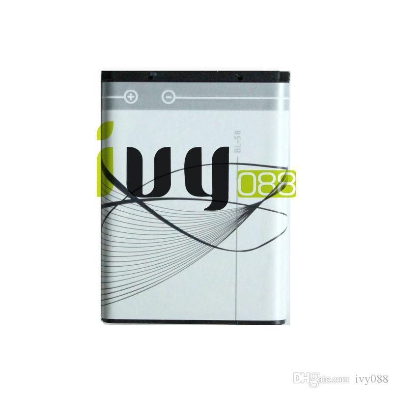 890 mAh BL-5B Yedek Pil + Evrensel Şarj Nokia 3230 5070 5140i 5200 5300 5500 6020 6021 6060 6070 6080 6120 6120C 7260 7360