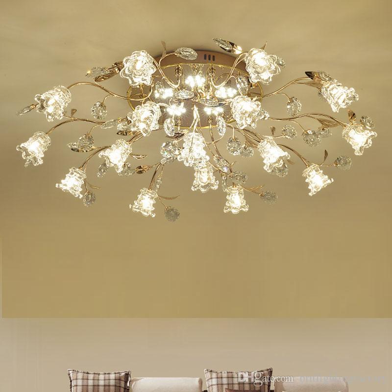 Großhandel Kreative Wohnzimmer Lampe LED Deckenleuchten Modernes ...