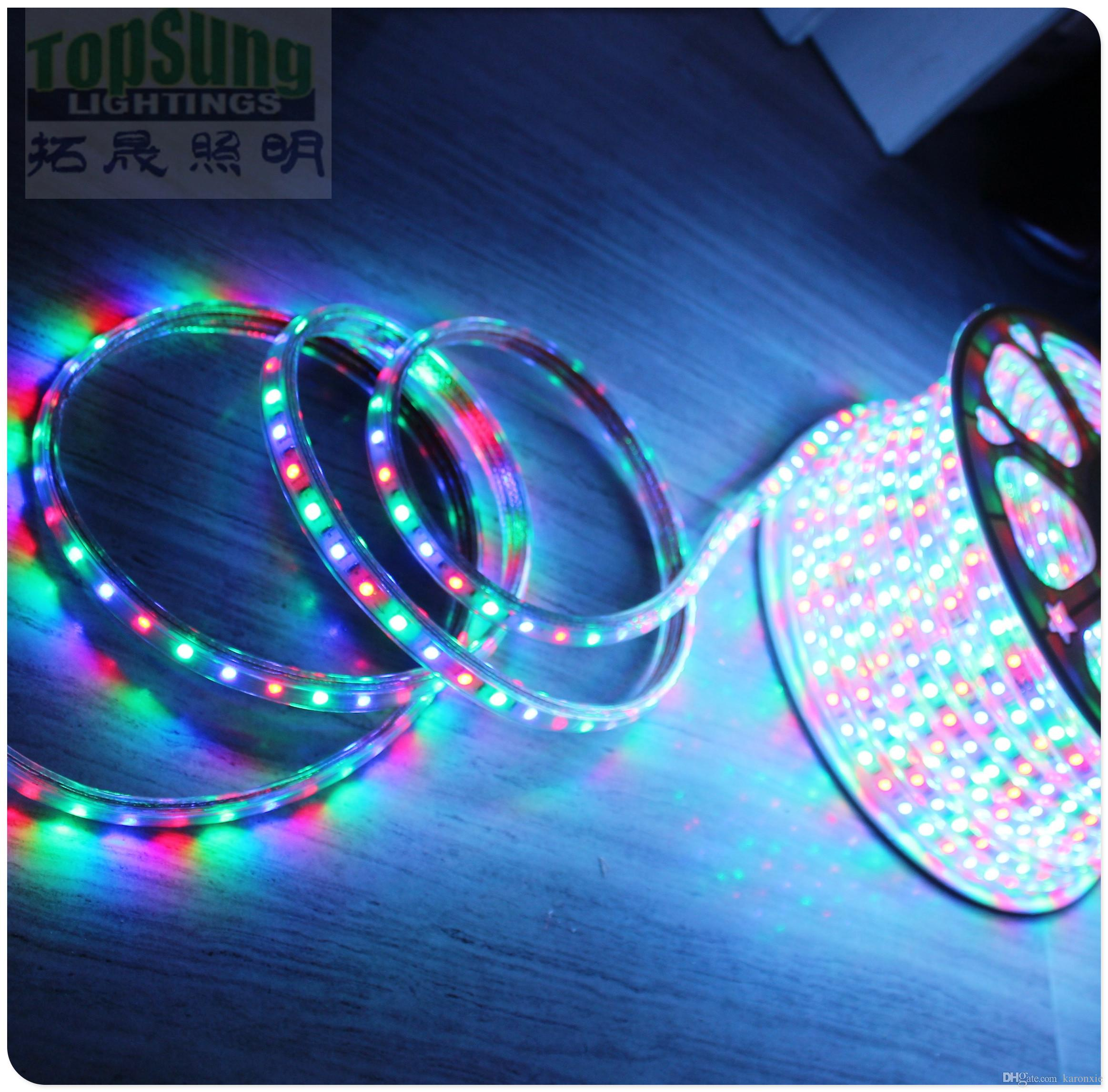50m spool 110v 220v ac led strip flexible 5050 smd rgb chasing rope 50m spool 110v 220v ac led strip flexible 5050 smd rgb chasing rope lights waterproof 60smdm with remote controller waterproof led strips led strip lights mozeypictures Image collections