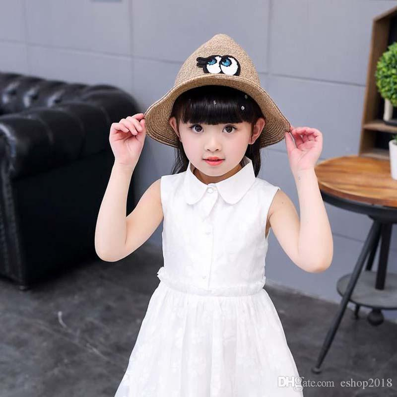 2017 new models men and women summer sharp tip witch hat shade baby tide hats parent-child hat