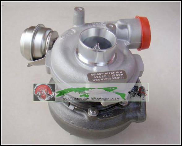 Turbo For BMW 530D 730D E38 E39 98 M57D M57 D30 3 0L GT2556V 454191  454191-0015 454191-0013 454191-0012 454191-0010 Turbocharger