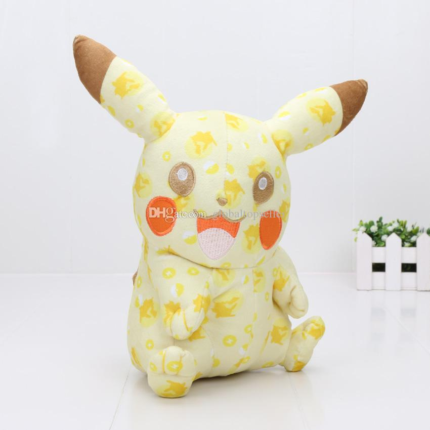 Dolls & Stuffed Toys Pikachu 10 25cm Plush Doll Stuffed Toy Retail