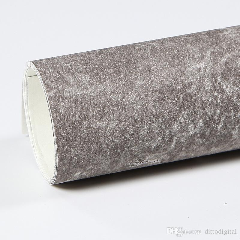 Marble grain photography backdrop paper grey photography background materials for food dessert snacks tableware photograph rock texture