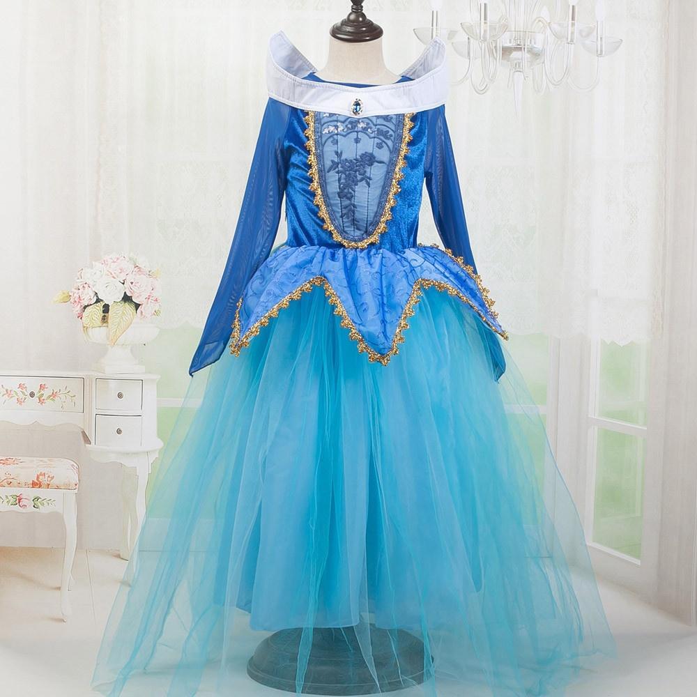 Fashion Party anniversaire enfants fille princesse Déguisement Costume Halloween de Noël Noël