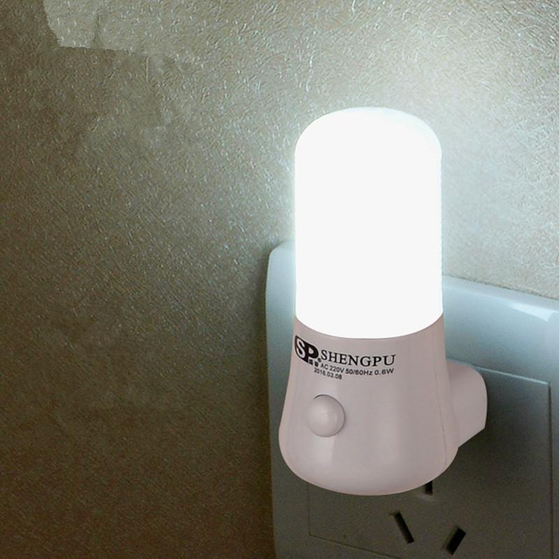6368f204a1b0 2019 Wholesale EU Plug LED Night Light 0.5w Bedroom Decor Lights Touch  Switch 220V Kids Lamp Bulb Nightlight For Children Room Light From  Cornelius, ...