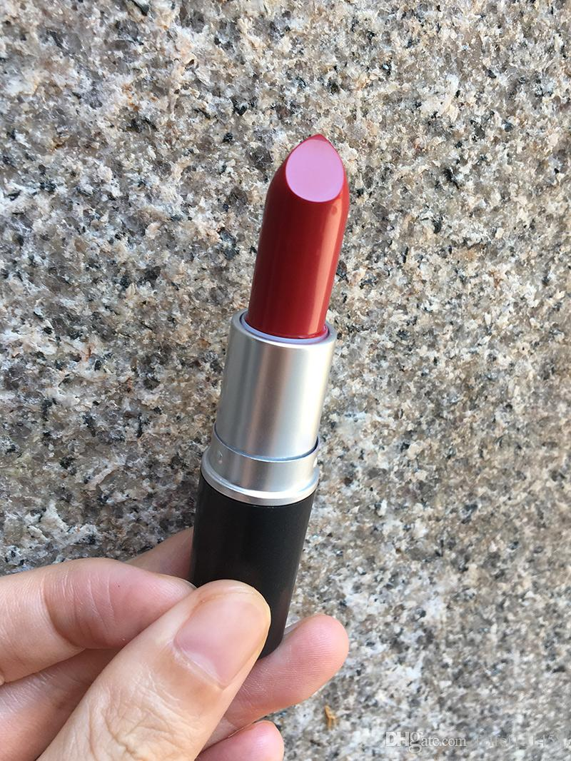 Long Lasting Smooth Lipstick RUBY WOO CHILI VELVET TEDDY HONEYLOVE KINDA Frost Retro Matte Lipstick 3g with english name as origin