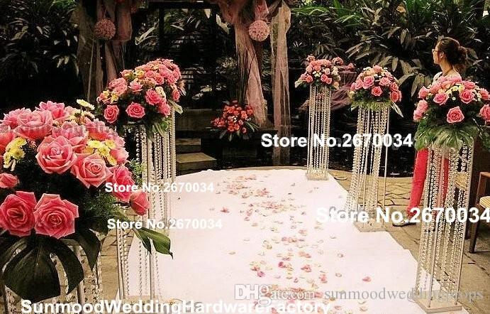New style artificial flower arrangement stand wedding table new style artificial flower arrangement stand wedding table centerpieces stand flower arrangement for wedding decor beyblade party supplies birth party junglespirit Image collections