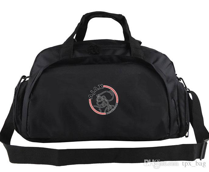 Amsterdamsche Duffel Bag Ajax Amsterdam Club Logo Tote Dance Backpack  Football Luggage Exercise Shoulder Duffle Outdoor Sling Pack Sport Bags  Duffle Bags ... 43f96dfe07ec3