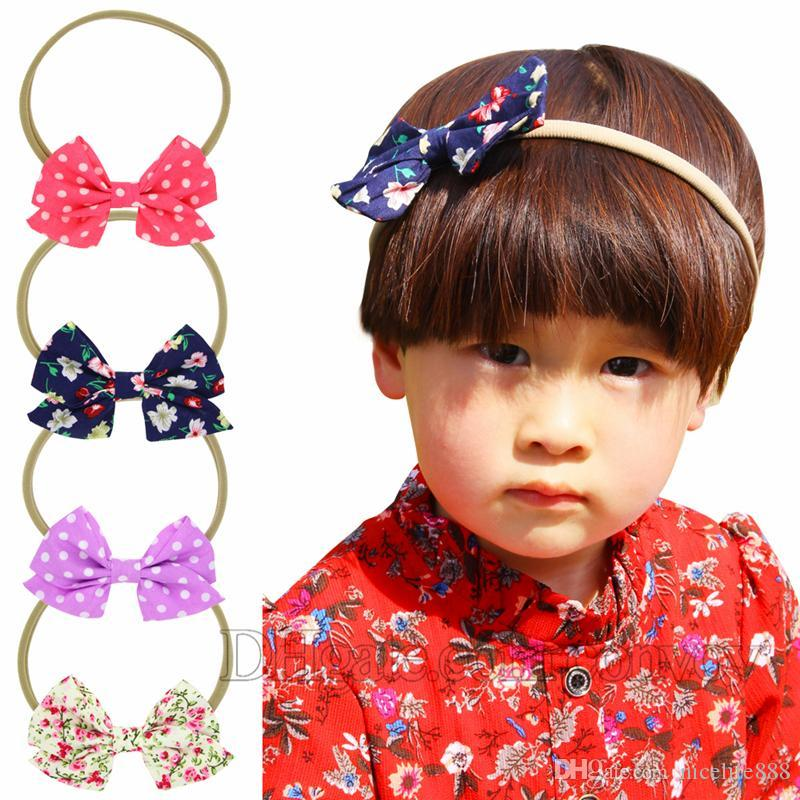 2pcs New Childrens Cute Red Bow Headdress Baby Hairpin Bowknot Tiara Princess Hair Clips For Children Acessorio De Cabelo T Mother & Kids Girls' Baby Clothing