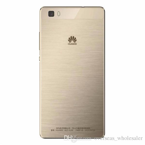 Original Huawei P8 Lite ALE-UL00 4G LTE Cell Phone Hisilicon Kirin 620 Octa Core 2GB RAM 16GB ROM 5.0inch HD 13.0MP OTG Smart Cell Phone New