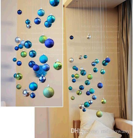 Großhandel Romantische Ball Hängen Installieren Windows Pocken Nur