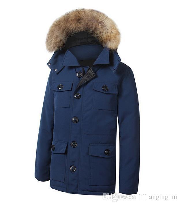 Doudoune outdoor, doudoune canadienne, combinaison de ski épaissie, chaude  et coupe-vent 61b57e1a10e6