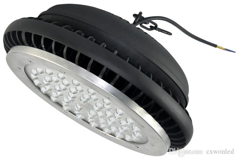 50W 100W 150W 200W llevó la alta iluminación de la tienda industrial de las luces de la tienda de las luces de UFO de los bulbos del UFO