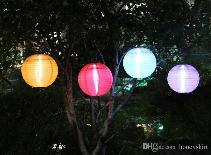 Lanterna Illuminazione : Acquista lanterna ball solar lights led solar lamp illuminazione