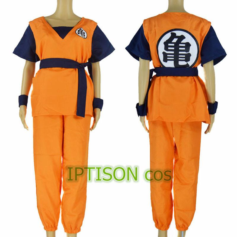Adult Dragon Ball Z Costume Son Goku Cosplay Japanese Anime Costume Orange Dragon Ball Super Son Goku Fighting Training Clothes  sc 1 st  DHgate.com & Adult Dragon Ball Z Costume Son Goku Cosplay Japanese Anime Costume ...