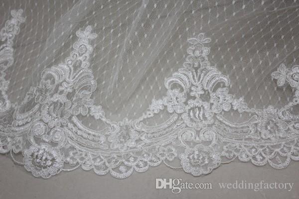 Echte foto bruiloft cape dames wrap jassen jassen halve mouw tule wit ivoor bruiloft capes kant applicaties