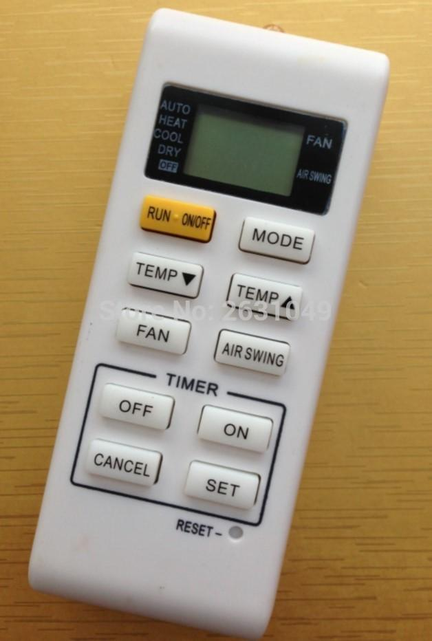Wholesale- lekong CWA75C3747 remote control for Panasonic air conditioning  remote control