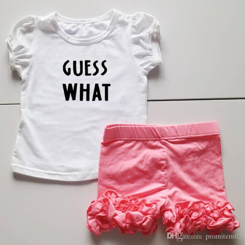 Satın Al Pamuk Boyama Tee Gömlek Kıyafetler Kızlar Başörtülü Yaz