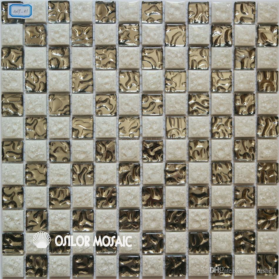 2017 silver glass and white ceramic mosaic tile for bathroom and 2017 silver glass and white ceramic mosaic tile for bathroom and kitchen decoration wall tile 2 square meters aot 01 from osilorshell 36784 dhgate dailygadgetfo Choice Image