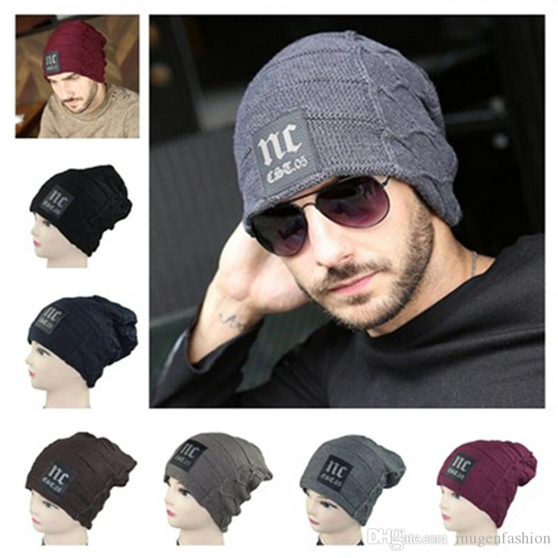 bb0a96a733a Brand New Designer Beanie Mens Sport Beanie Hat Acrylic Kint Winter Hat  Wholesale Watch Cap Fitted Caps From Pearlfashionjewelry