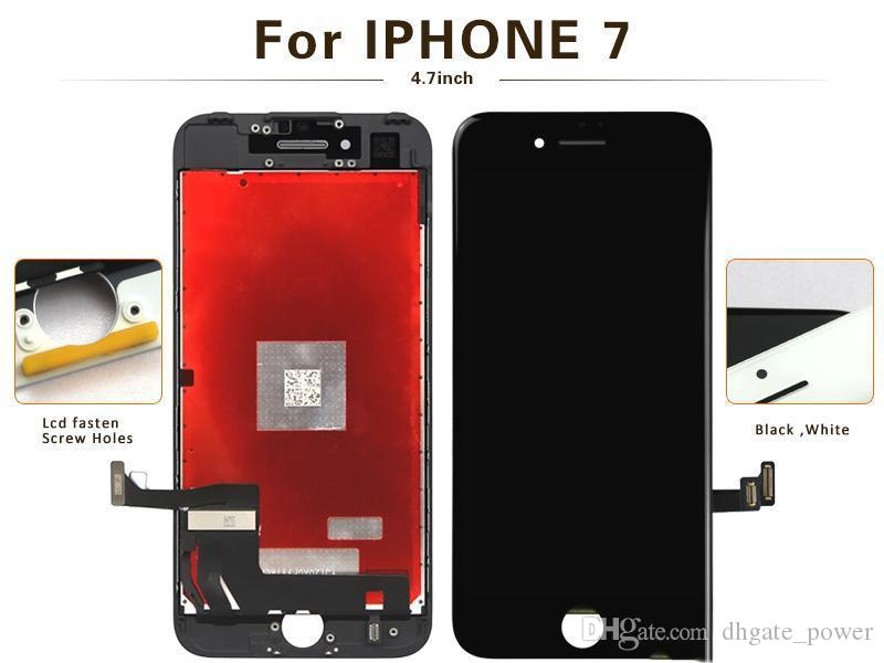 "2017 Hot selling For iPhone 7 4.7 7SPlus 5.5"" Sales LCD Display Touch Screen Digitizer Assembly Replacement Repair Parts"