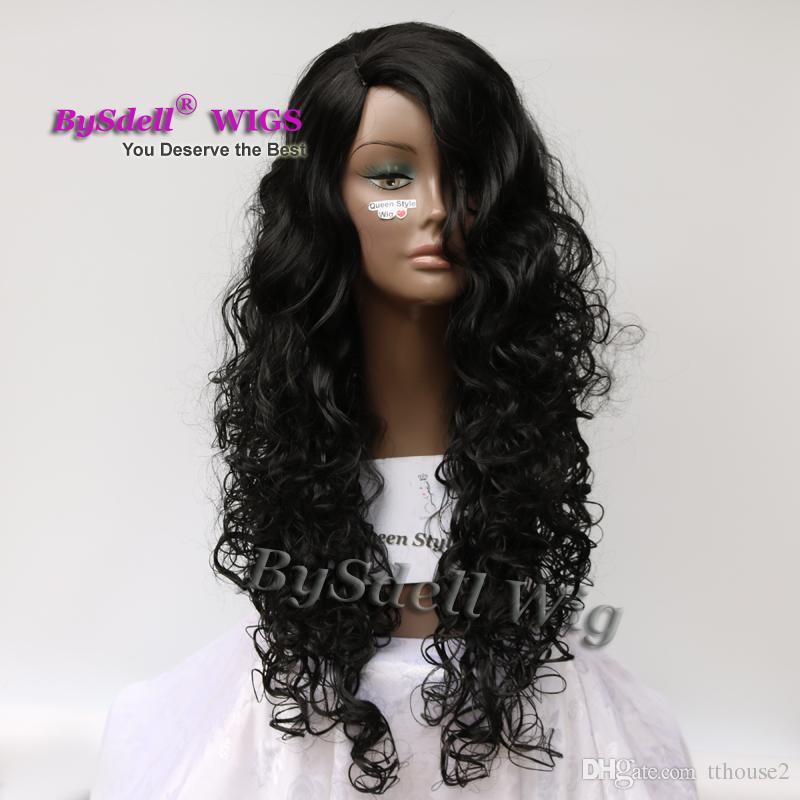 Coiffure femme cheveux long et epais