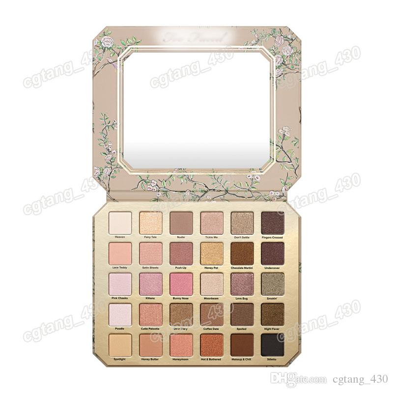 In Stockgood Quality Makeup Natural Love Eye Shadow Collection