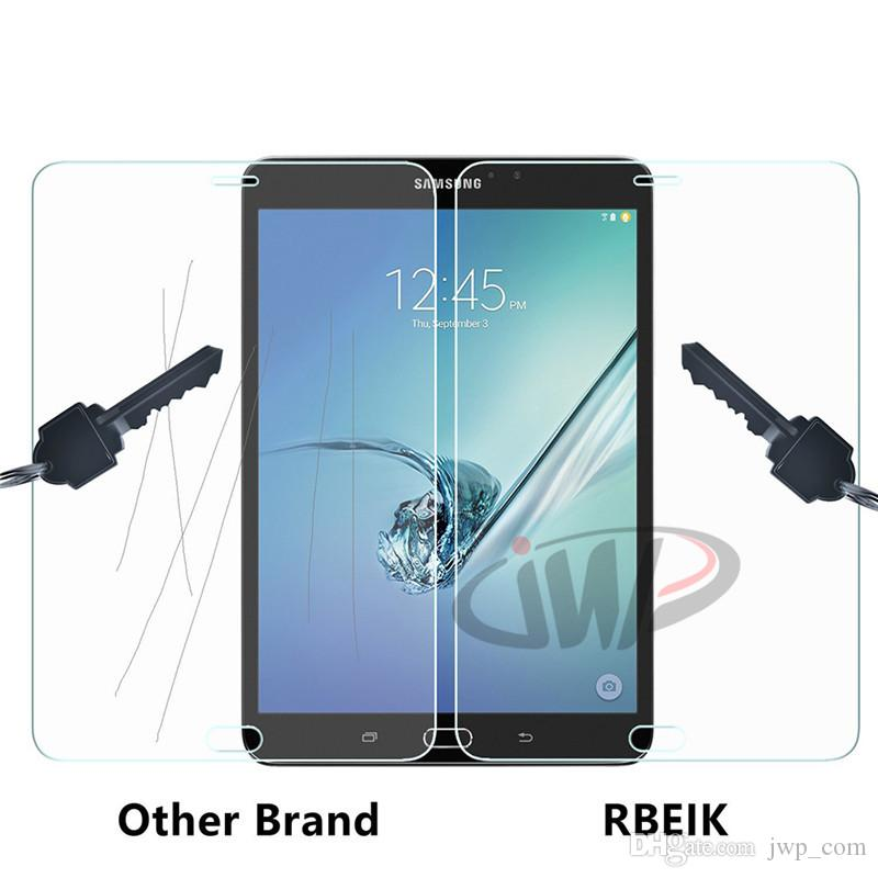 For Samsung Galaxy Tab S2 9.7 8.0 inch Tablet Tempered Glass Screen Protector Premium Flim 0.33MM Arcing