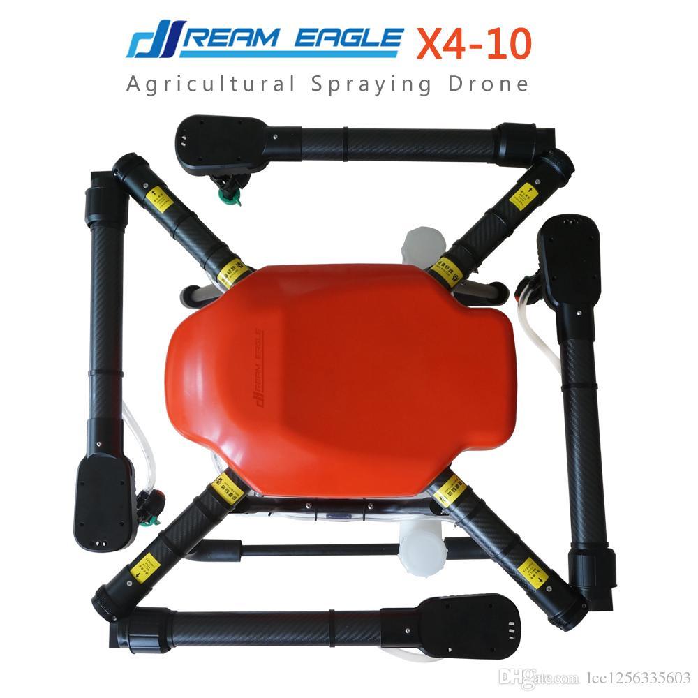 Compre Marco Drone Agrícola Kit Fumigación Con Pesticidas Drone 10 ...