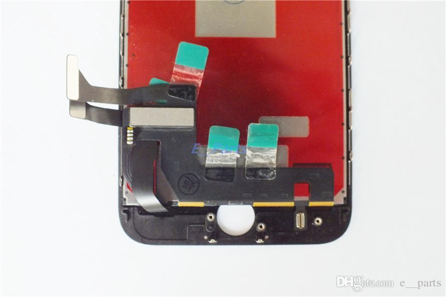 1Pz 100% originale Non copia iPhone 7 Plus LCD Digitizer display completo iPhone 7G Assemblaggio completo un perfetto tocco 3D