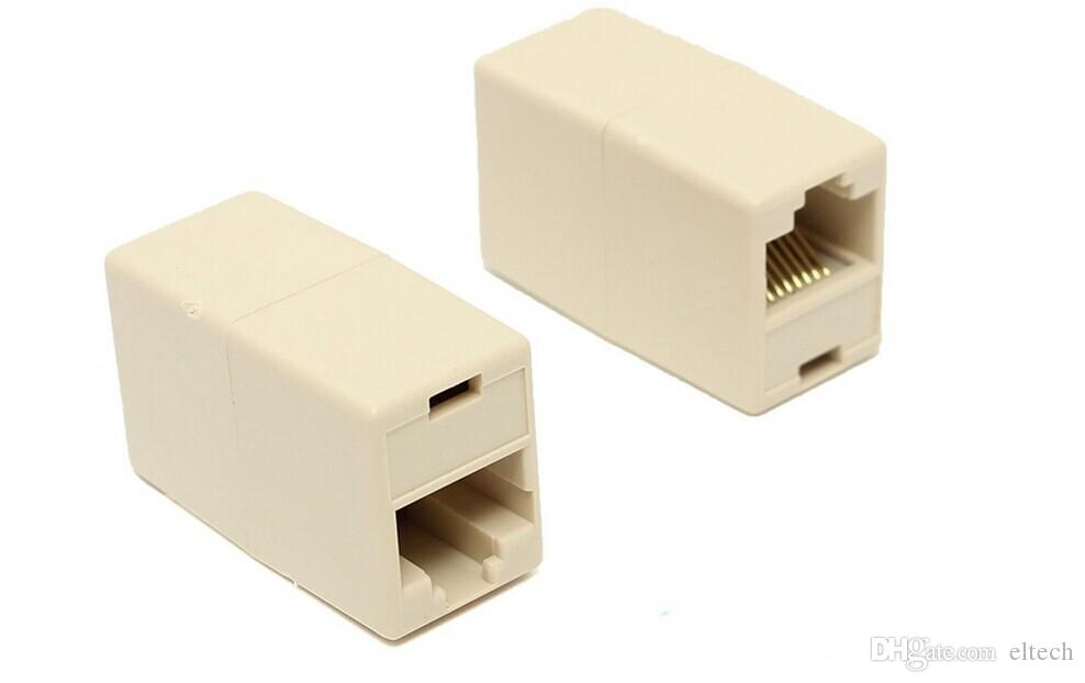 Universal Rj45 Connector Rj45 Cat5e Straight Network Cable