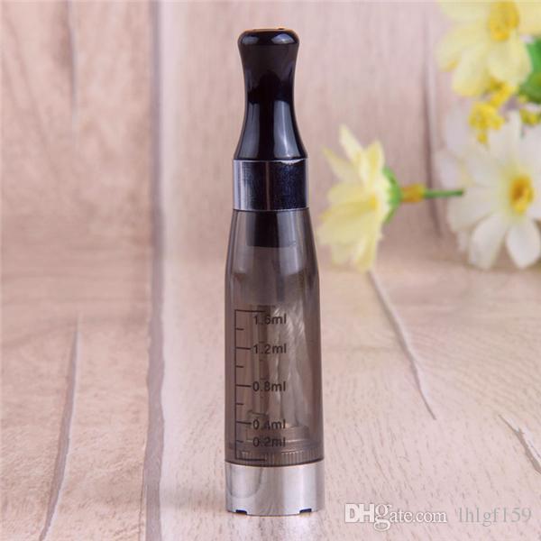 ADEDI 50 ADET Yüksek Kalite CE4 1.6 ml Atomizer Cartomizer Elektronik Sigara 510 EGE için EGO-CE4 Tüm EGO Series CE5 CE6 Clearomizer