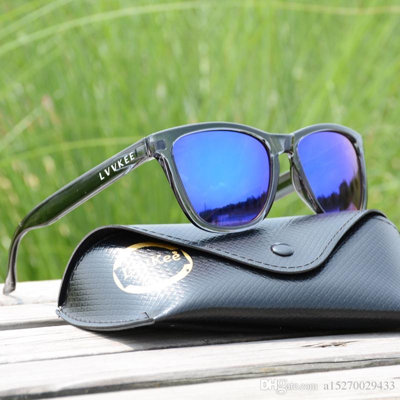 2017 nouveau design chaud homme marque lunettes de soleil sport lunettes de  sole 008796dcf177