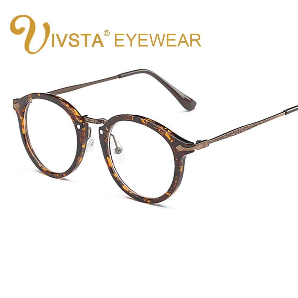 9846777b4c Wholesale- IVSTA Round Glasses Women Demi Johnny Depp Brand Thom ...