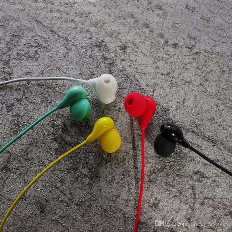 WK Design WI200 Hochleistungs-Stereo-Headset Remax Candy Farbe In-Ear-Ohrhörer Auriculares Ohrhörer mit Mikrofon EAR258