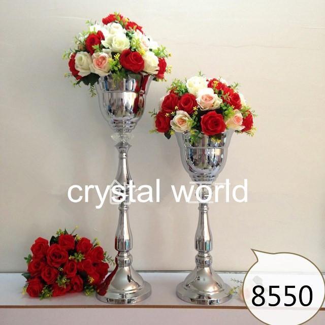 Centerpieces цветка bolw украшения венчания умственные для таблицы венчания 11