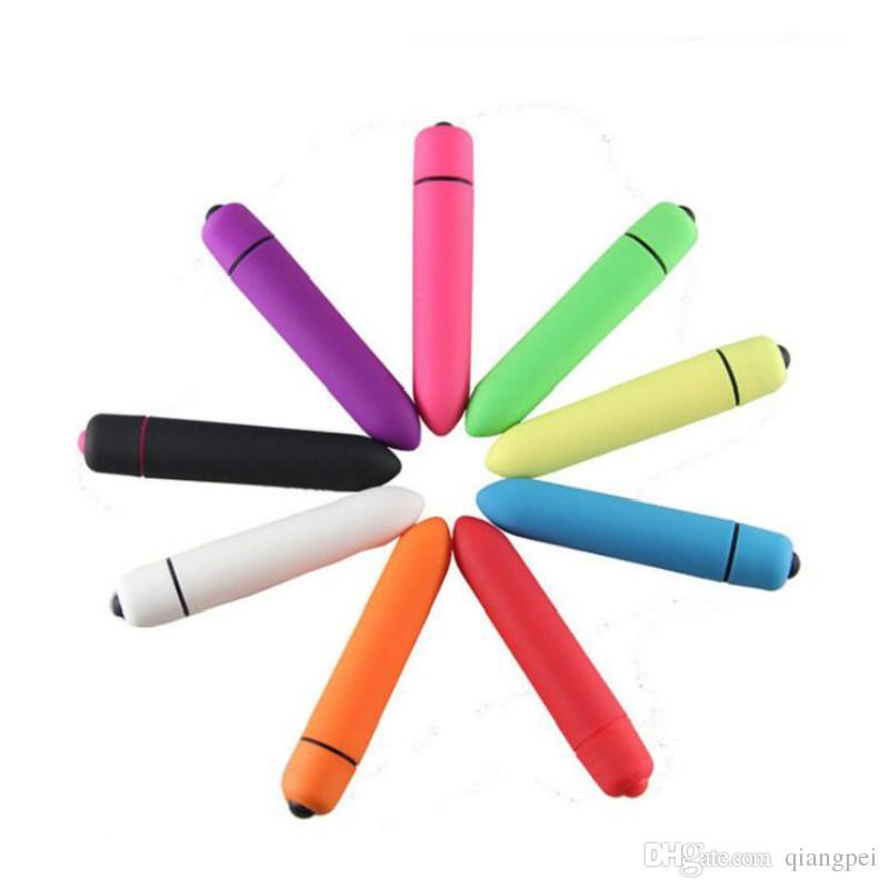 Sexy Toys Adult Produkte Wireless Vibrating Bullet Lange Tragbare Mini Bullet Vibratoren Frauen Sex Toys Günstige Bullet Toys