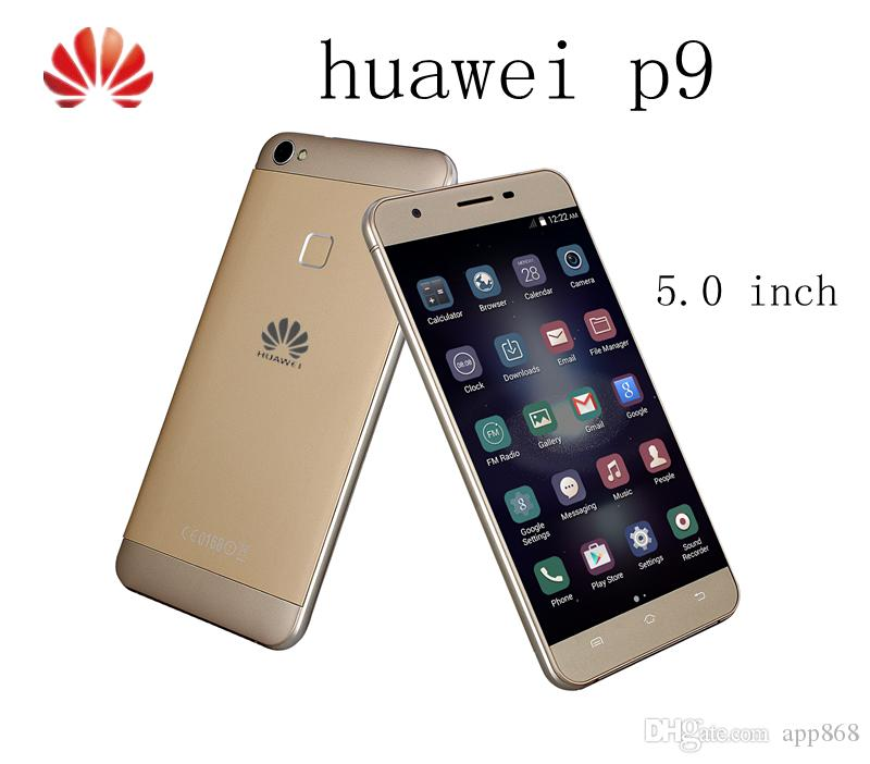 huawei 5. best new 2017 huawei p9 mobile phone 5 inch ips 1920x1080px 13mp android 4.4 mtk6592 octa core 2g ram 16g rom dual sim 3g with gifts fastest e