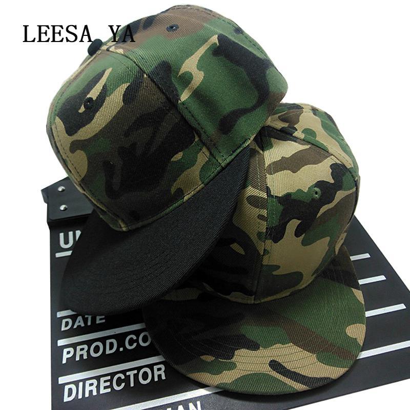 2019 Wholesale Wholesale Blank Camo Snapback Hats For Men Fashion Camo  Snapback Cap Women Hip Hop Caps Gorras Planas Sport Casquette Hat Bone From  Charlia e905dcbb6f4