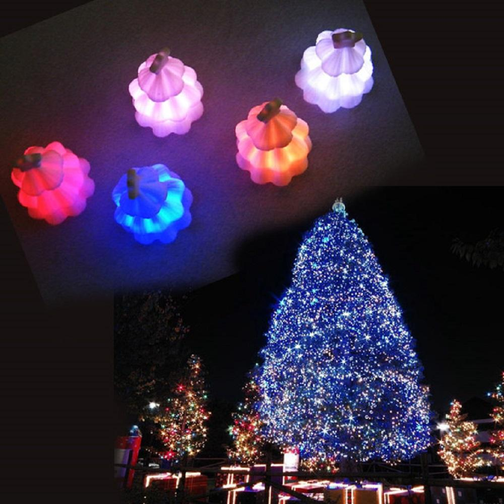 2018 wholesale christmas tree decoration colorful led mini light changing for festivel party decor night lamp supplies from hogon 3211 dhgatecom