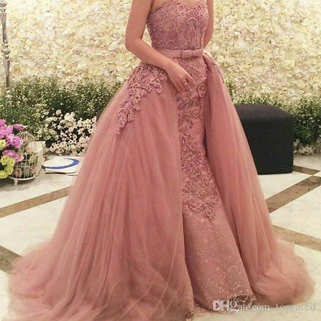 Dark Pink Wedding Dresses: Dark Pink Evening Dresses 2017 Plus Size Cheap Sweetheart
