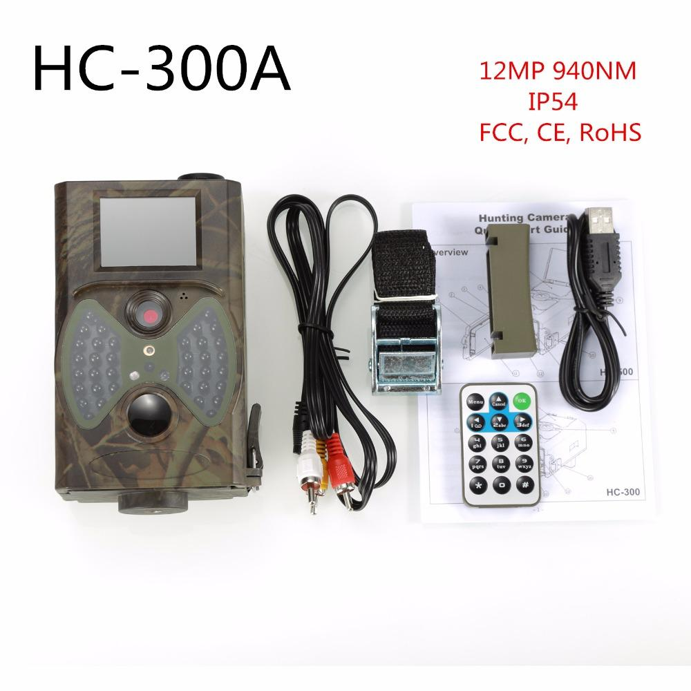 simmons trail cameras. wholesale outdoor suntek hc300 hc 300a scouting hunting camera 12mp hd 940nm infrared wildlife night vision ir trail cam top cameras simmons r