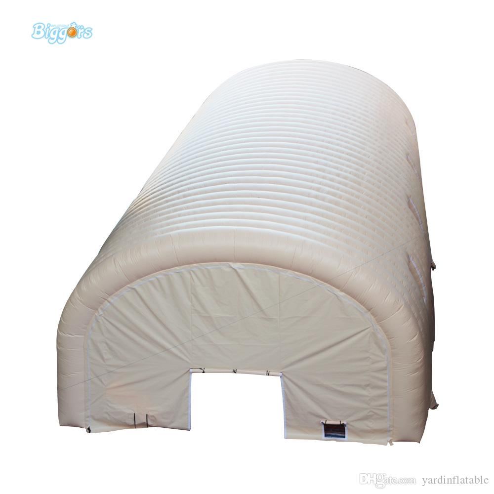 Multi Use Equipped With Air Blower And Repair Kit Factory Promotional Large Outdoor Inflatable Lawn Event Tent Inflatable Tent